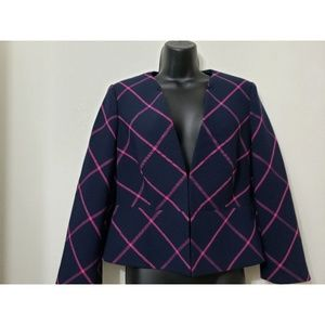 The limited open front blazer Women's Size medium